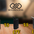 comparatif Boundless CF, CFX, CFV
