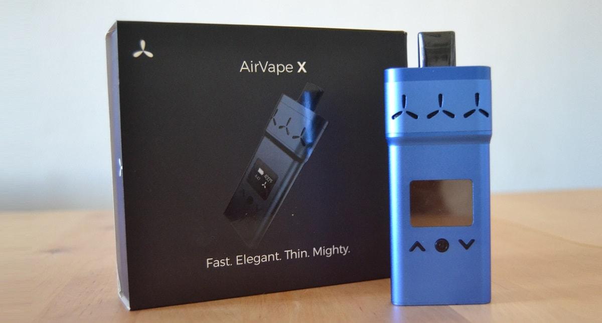 airvape-x-bleu-et-sa-boite