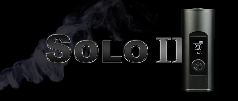 Test Arizer Solo II, Avis et Présentation